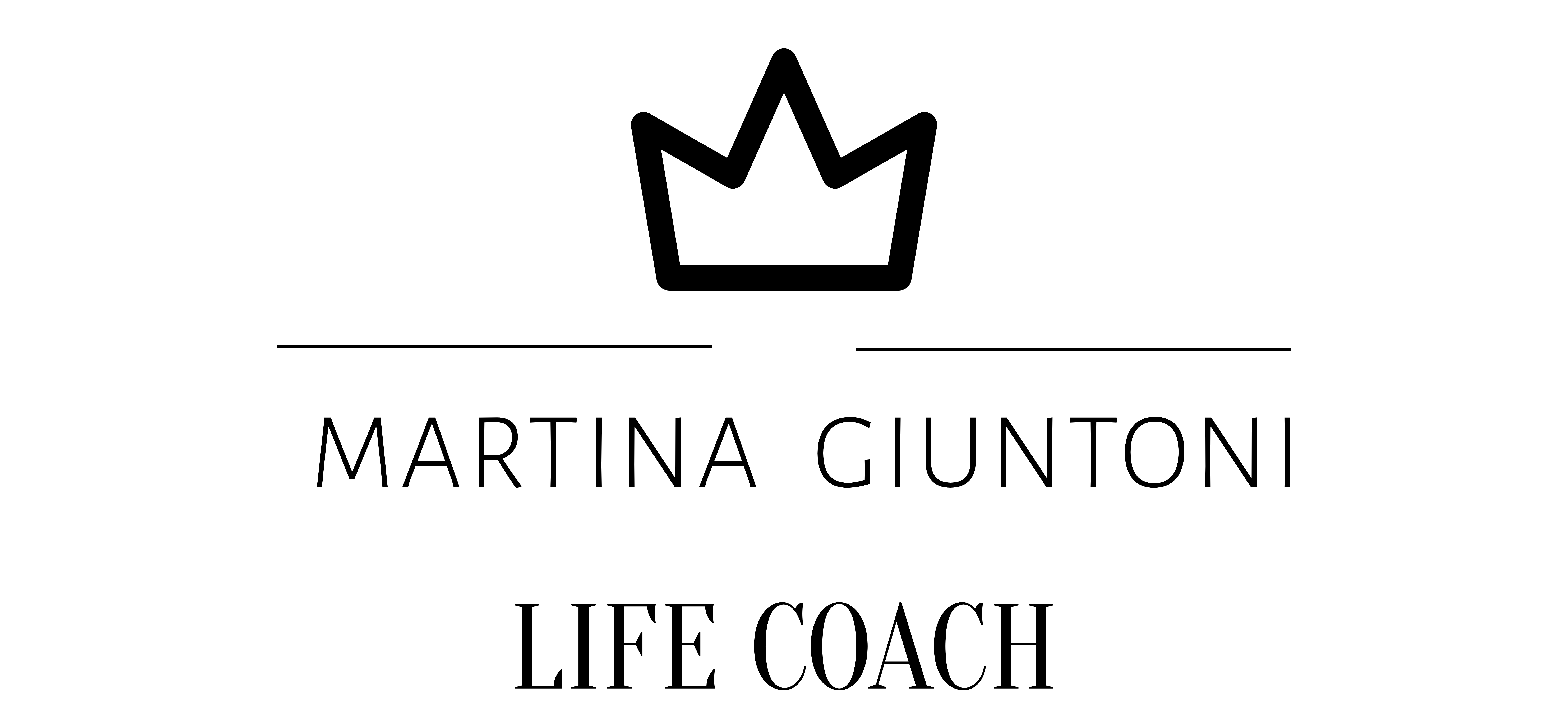 Martina Giuntoni         Life and Style Coach